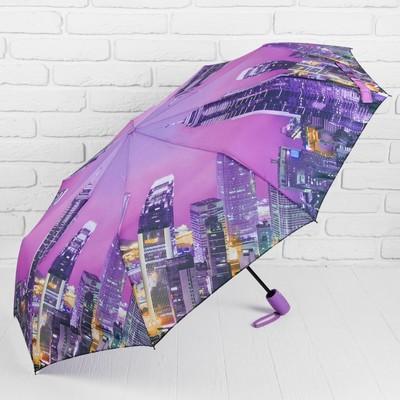 Зонт автоматический, R=51см