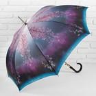 Зонт-трость, полуавтоматический, R=50см, №8