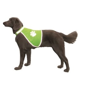 Жилет Nobby для собак, светоотражающий, 48-62/64-81см, желтый