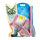 Шлейка Nobby MINNIE для кошек, бордовая