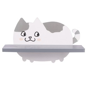 Полка 'Белый кот' Ош