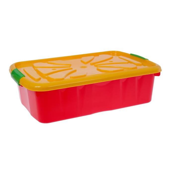 Контейнер 25 л для хранения детских игрушек