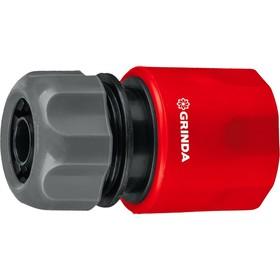 """Коннектор, 3/4"""" (19 мм), ударопрочный пластик, GRINDA"""