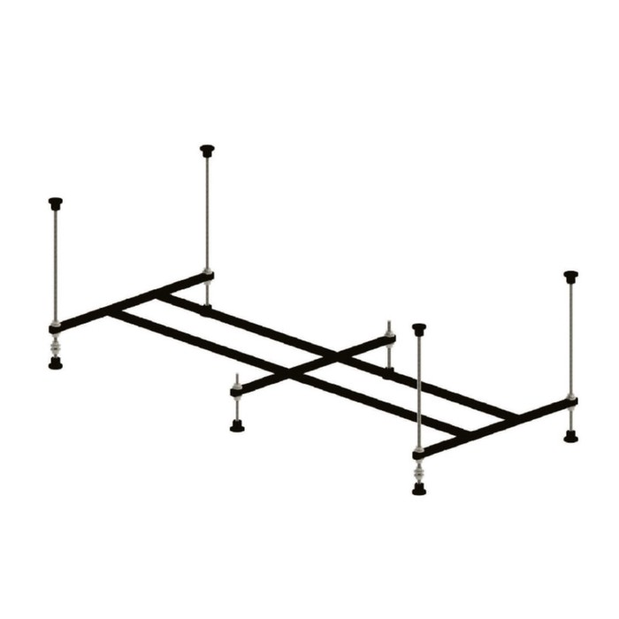 Каркас для ванны IDDIS Edifice, разборный, 180 см