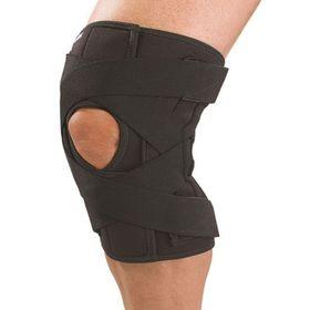 Бандаж для обёртывания, на колено, регулируемый, MUELLER 230 WRAPAROUND DELUX L