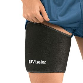 Повязка на бедро  MUELLER 4491 THIGH SUPPORT BLACK