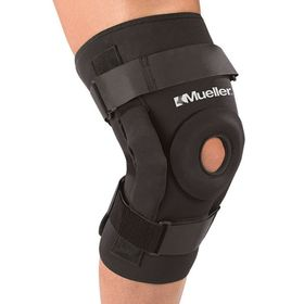 Бандаж на колено MUELLER 5333 PRO-LEVEL HINGED KNEE BRACE DELUX XL