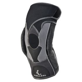 Бандаж на колено MUELLER 59014 HG80 PREMIUM KNEE BRACE WITH HINGE XL