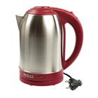 Чайник электрический Kelli KL-1315, 2200 Вт, 2 л, красный