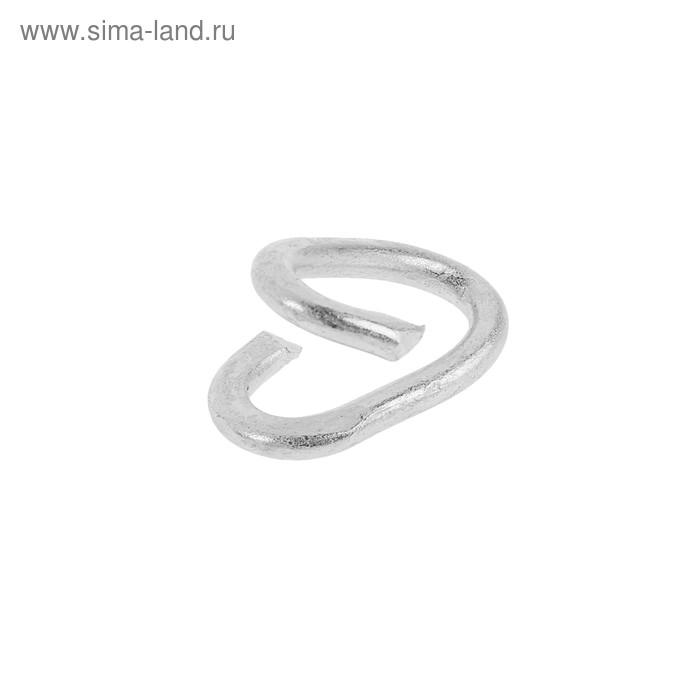 Соединитель цепей TUNDRA krep, М3, оцинкованный