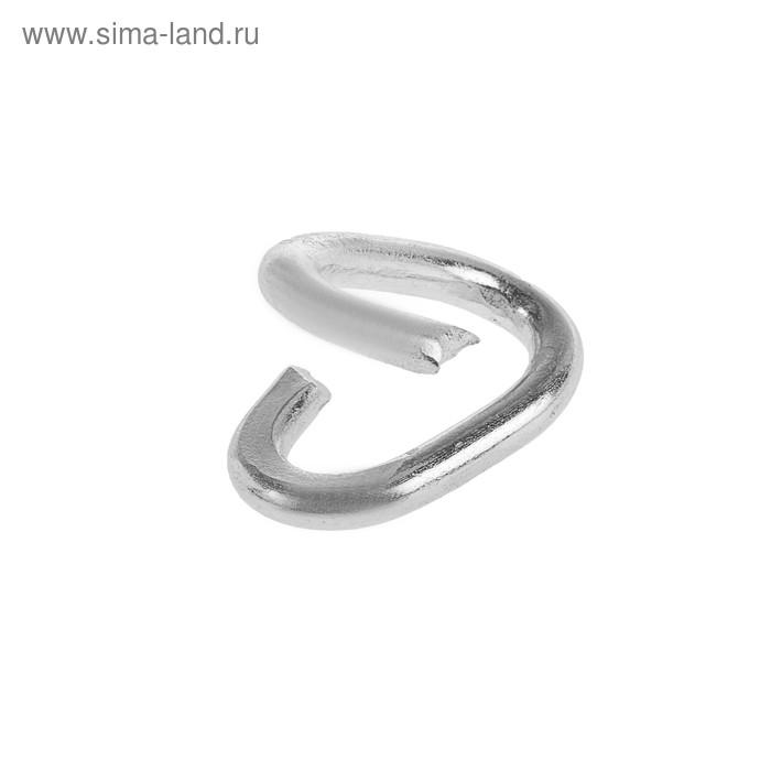 Соединитель цепей TUNDRA krep, М5, оцинкованный