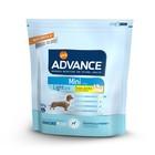 Сухой корм Advance для собак малых пород, контроль веса, курица и рис, 800 г