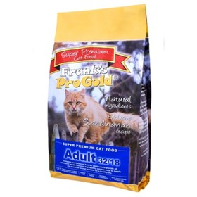 Сухой корм Frank's ProGold для кошек, курица, 32/18, 3 кг