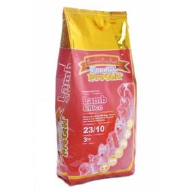 Сухой корм Frank's ProGold для собак, ягненок/рис, 23/10, 3 кг.