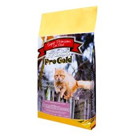 Сухой корм Frank's ProGold для кошек с чувствительным пищеварением, ягненок по-голландски, 32/18, 7,5 кг