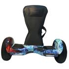"Гироскутер 10.5"" Smart Balance Sport, самобаланс, с кейсом, Mix fire"
