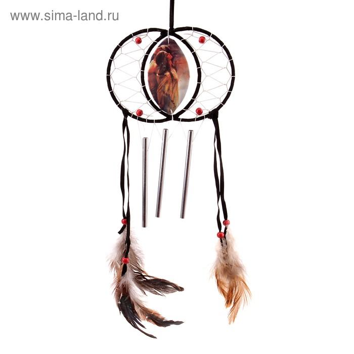 """Ловец снов с музыкой ветра """"Индейцы"""""""