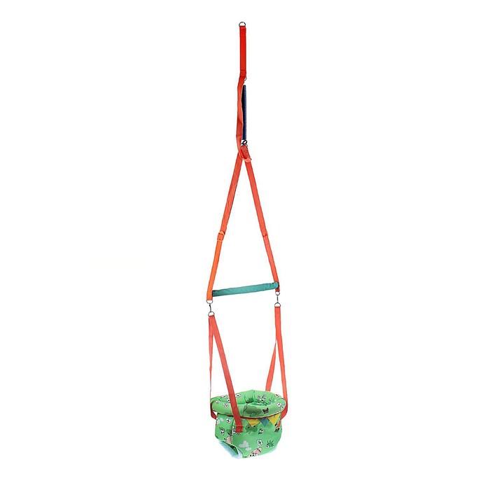 Детский тренажёр 3 в 1 «Прыгунки № 4», цвета МИКС, в пакете