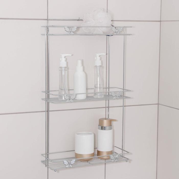 """Shelf 3-tiered """"Butterfly"""""""
