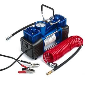 Car compressor Tornado AC-620ma, two-piston, 60 l / min, 280 W, 12 V, 10 atm