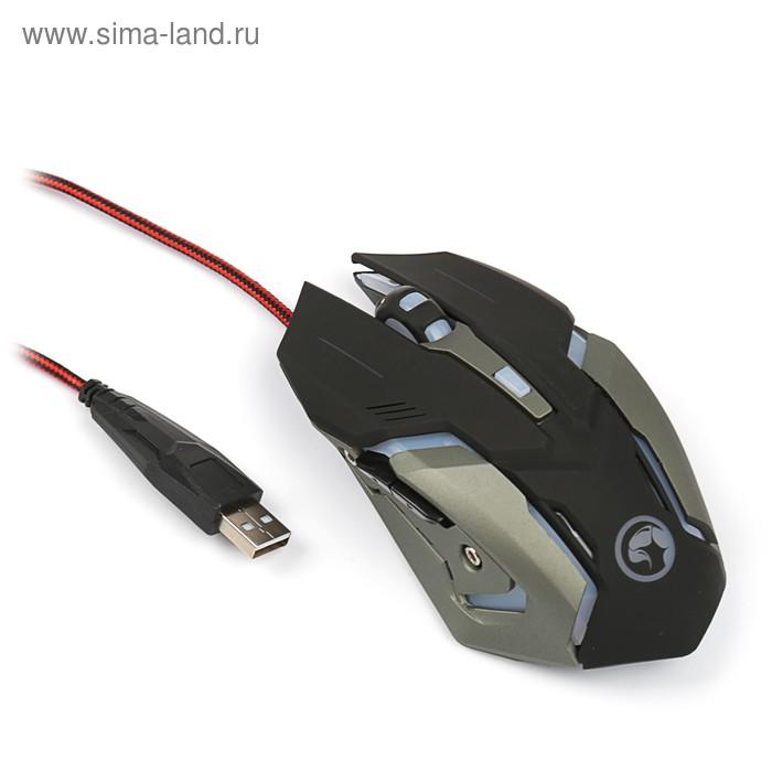 Игровая проводная мышь MARVO M314