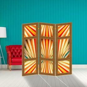 Ширма 'Геометрия', 160 × 150 см Ош