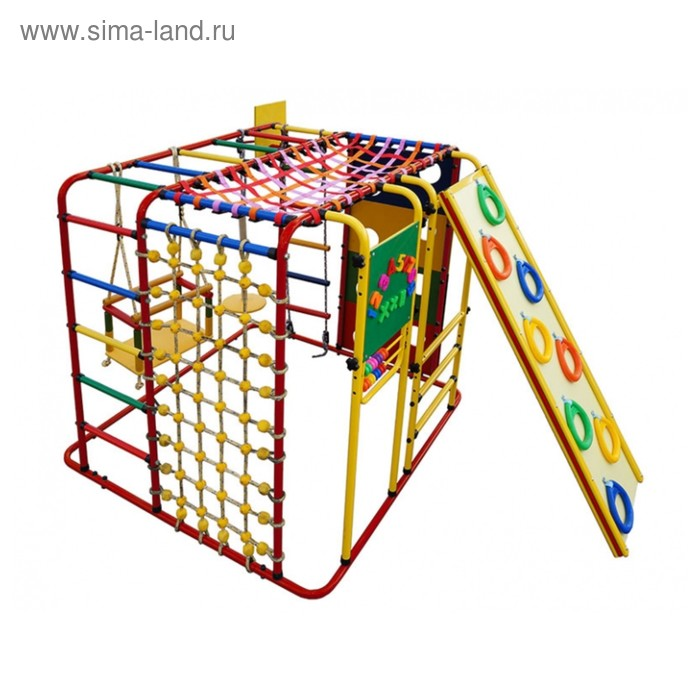 ДСК Формула здоровья Кубик У Плюс напольный красный-радуга
