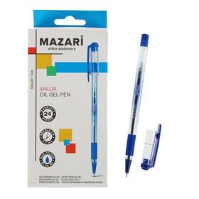 Ручка шариковая Sailor, игольчатый пишущий узел 0.7 мм, чернила синие