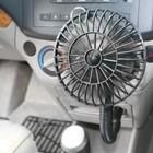 Вентилятор салона , на гибкой штанге 12V