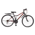 """Велосипед 26"""" MTR Phantom 230V, 2017, цвет черный-оранжевый, размер 18"""""""