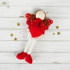 """Toy pendant """"angel"""" doll, the stars on the wings, MIX colors"""