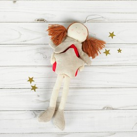 Подвеска «Ангел-куколка», игрушка в ручках, цвета МИКС