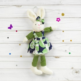"Soft toy-suspension ""Forest Bunny"" types MIX"