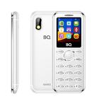 Сотовый телефон BQ M-1411 Nano Silver, цвет серебряный