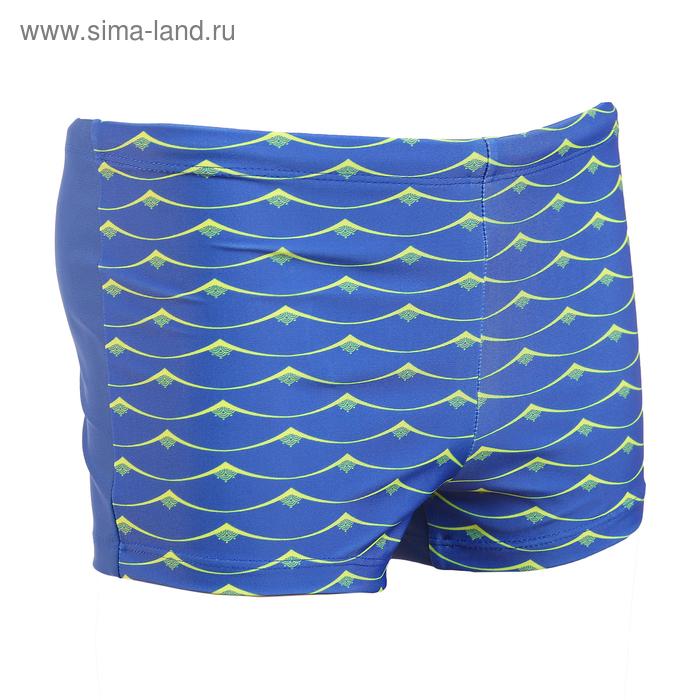 Плавки-шорты П 56-014  (цвет 1814, 36)