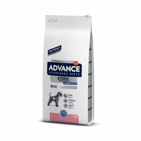Сухой корм Advance для собак при дерматозах и аллергии, 12 кг