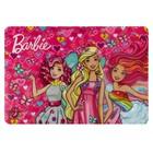 Накладка на стол для творчества, пластиковая, 485х335 мм, Mattel Barbie