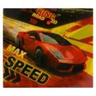 Папка-конверт на кнопке А5, 180 мкм Limpopo Max Speed, пластиковая