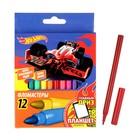 Фломастеры 12 цветов Mattel Hot Wheels