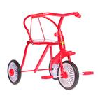 """Велосипед трехколесный """"Тип-Топ 312"""", колеса 8"""" и 6"""", цвет красный"""