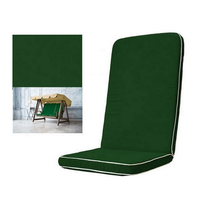 Подушка Comfort для качелей Floresta (зеленый)