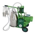 Доильный агрегат 1П, 22.6 л , последовательно выдаивает 8-10 коров, силикон