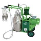 Доильный агрегат 2П, 22.6 л , последовательно выдаивает 8-10 коров, силикон
