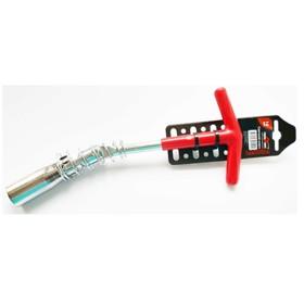 """Ключ свечной """"Сервис ключ"""" 77790, с карданом, 16мм (250мм)"""