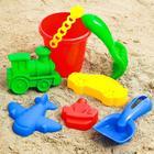 Наборы для игры в песке №46, МИКС