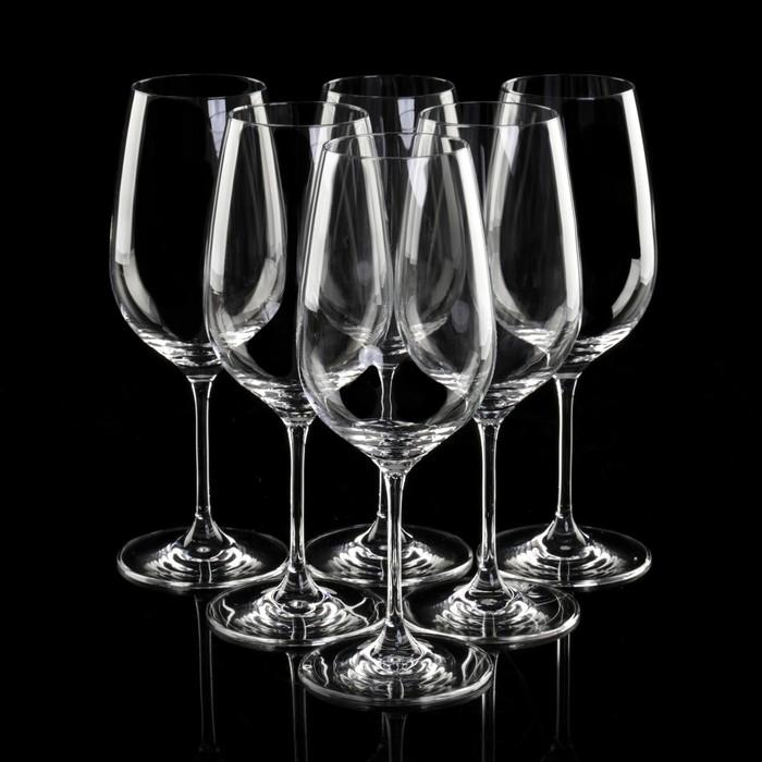 """Набор бокалов для вина 570 мл """"Престиж"""", 6 шт"""
