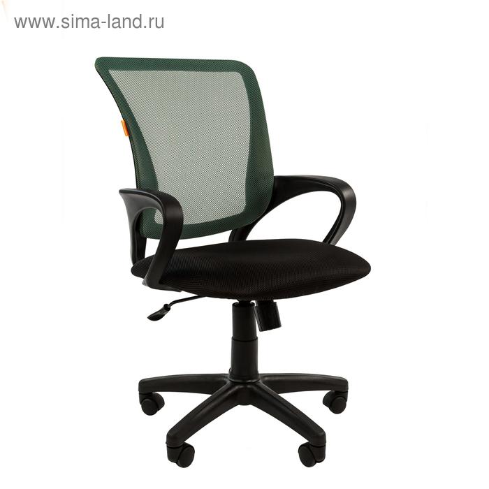 Офисное кресло Chairman 969, TW-03 зеленый