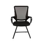 Офисное кресло Chairman 969V, TW-01 черный