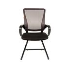 Офисное кресло Chairman 969V, TW-04 серый