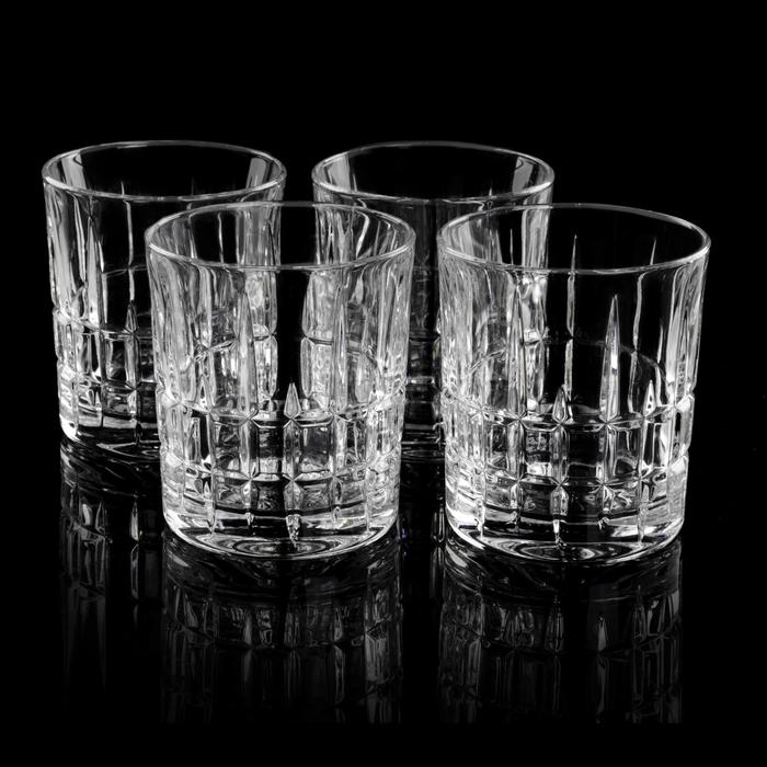 Набор стаканов для виски 320 мл Dover, 4 шт